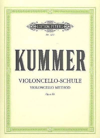 Violoncello-Schule op.60