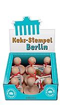 Keks-Stempel Berlin; Verkaufseinheit 9 Stück; ...