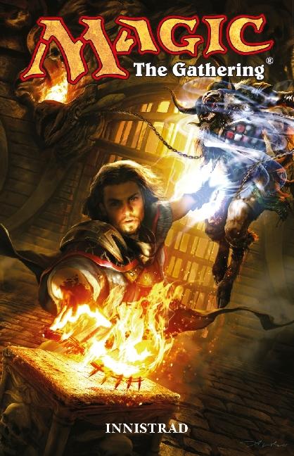 NEU Magic: The Gathering 1 Matt Forbeck 015412