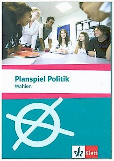 Planspiel Politik: Wahlen, Lehrer-CD-ROM