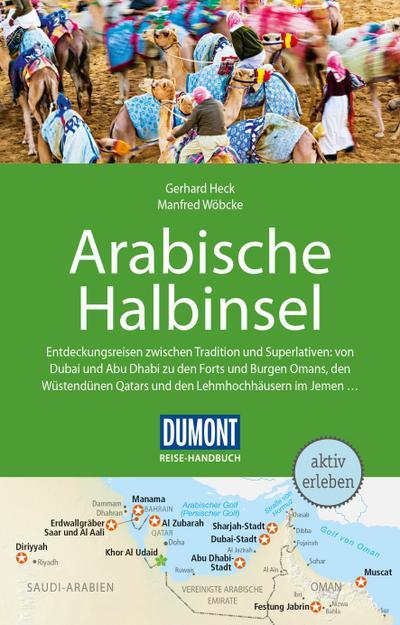 DuMont Reise-Handbuch Reiseführer Arabische Halbinsel