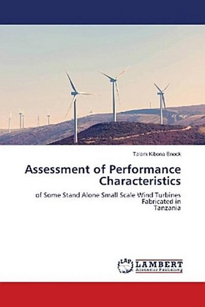 Assessment of Performance Characteristics