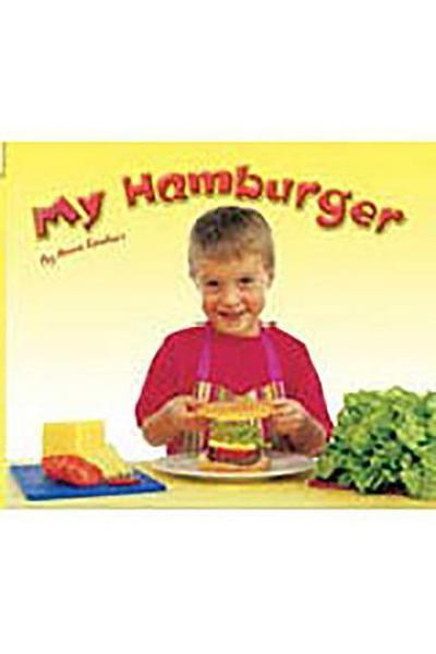 Rigby Flying Colors: Leveled Reader Bookroom Package Yellow My Hamburger