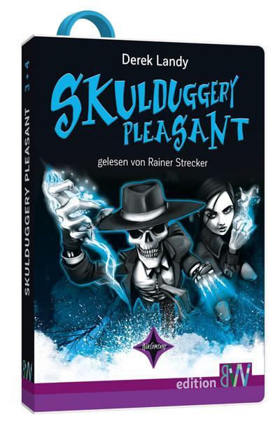 Skulduggery Pleasant - Folge 3 und 4