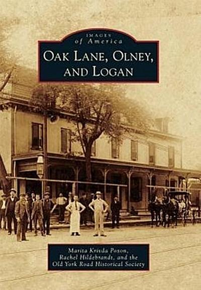 Oak Lane, Olney, and Logan