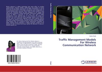 Traffic Management Models For Wireless Communication Network