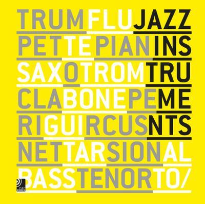 Jazz Instruments, Bildband + 8 Audio-CDs