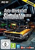 Auto-Werkstatt Simulator 2018. Für Windows 7/8/10 (64-Bit)