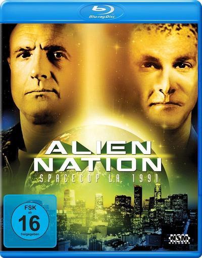 Alien Nation - Spacecop L. A. 1991