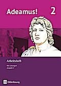 Adeamus! - Ausgabe C - Latein als 2. Fremdsprache: Band 2 - Arbeitsheft
