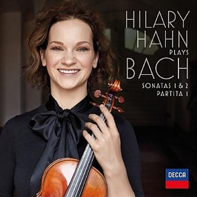 Hilary Hahn Plays Bach: Sonatas 1 & 2, Partita 1, 1 Audio-CD