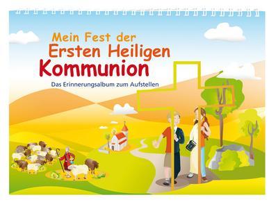 Mein Fest der Ersten Heiligen Kommunion
