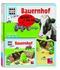 WAS IST WAS Junior Set: Bauernhof Buch & Hörspiel-CD; WAS IST WAS Junior Sachbuch; Deutsch
