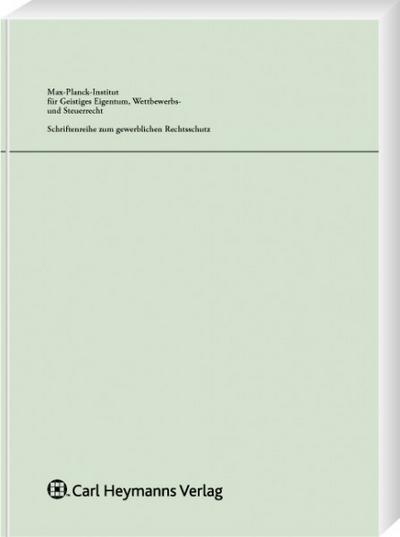 Das Patentrecht in der Mongolei: Eine Untersuchung unter Berücksichtigung der Entwicklung des allgemeinen rechtlichen Rahmens für die Rechtsstaatlichkeit und für den freien Wettbewerb