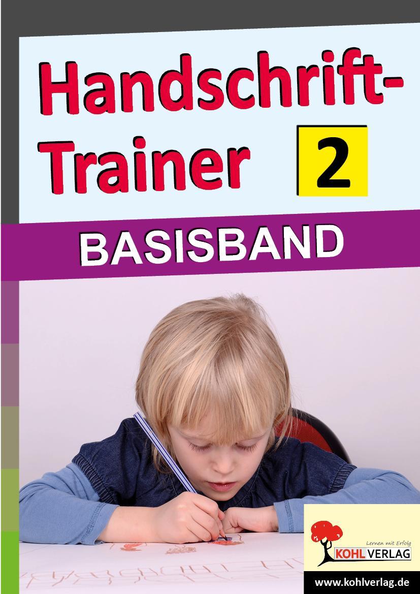 Kohls Handschrift-Trainer 2