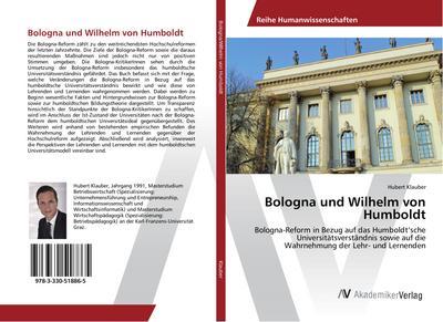 Bologna und Wilhelm von Humboldt