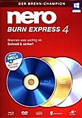 Nero Burn Express 4, 1 CD-ROM