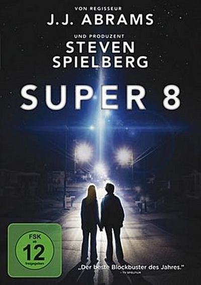 Super 8, 1 DVD