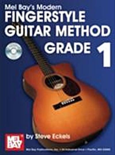 Modern Fingerstyle Guitar Method Grade 1