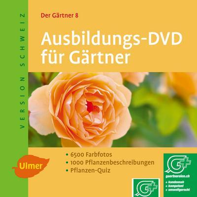Der Gärtner 8: Die Ausbildungs-DVD. Version Schweiz