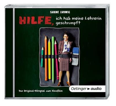 Hilfe, ich hab meine Lehrerin geschrumpft (CD): Das Original-Hörspiel zum Kinofilm