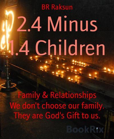 2.4 Minus 1.4 Children