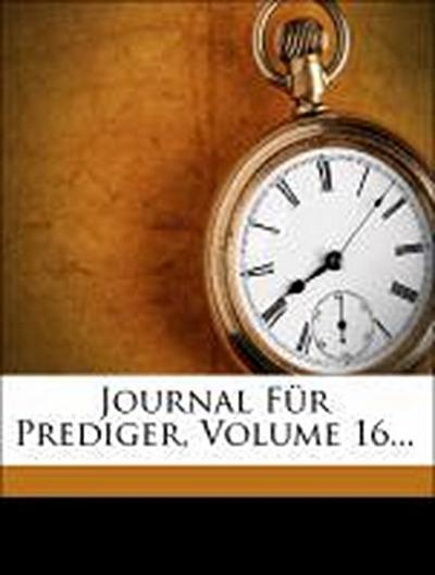 Journal für Prediger.