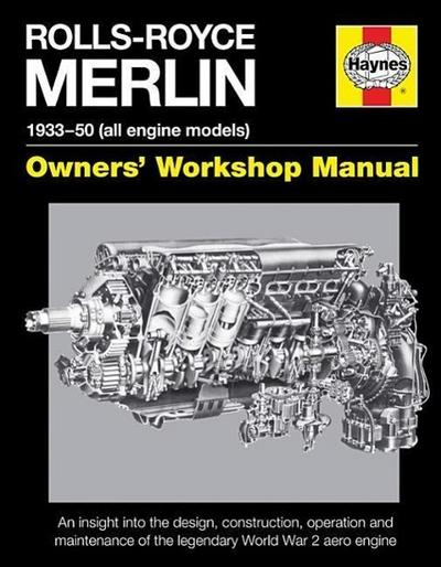 Rolls-Royce Merlin Manual