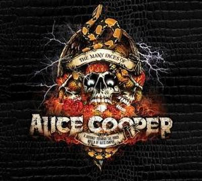 Many Faces Of Alice Cooper