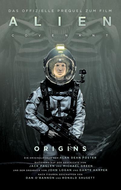 Alien Covenant: Origins