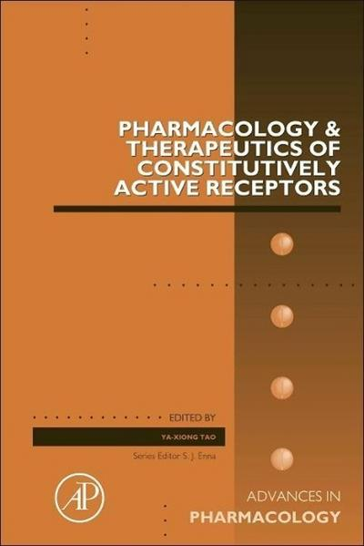 Pharmacology and Therapeutics of Constitutively Active Receptors