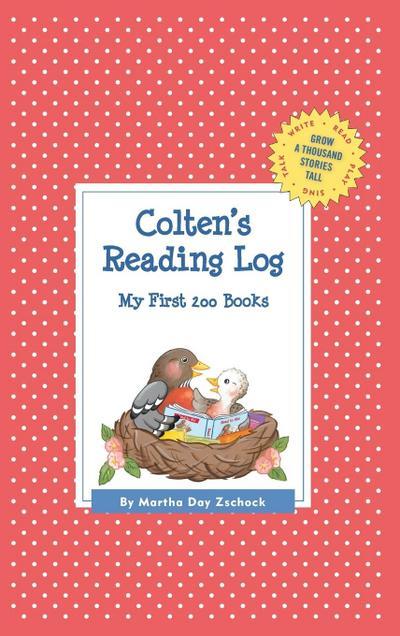 Colten's Reading Log: My First 200 Books (Gatst)