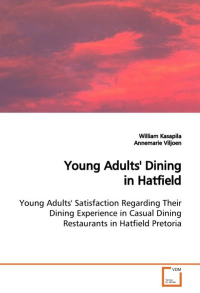 Young Adults' Dining in Hatfield