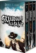 Skulduggery Pleasant, Bände 1-3