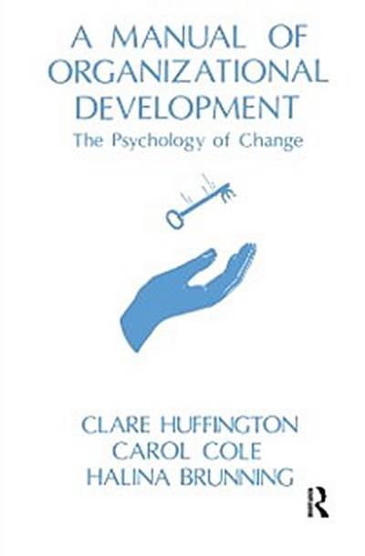 Manual of Organizational Development