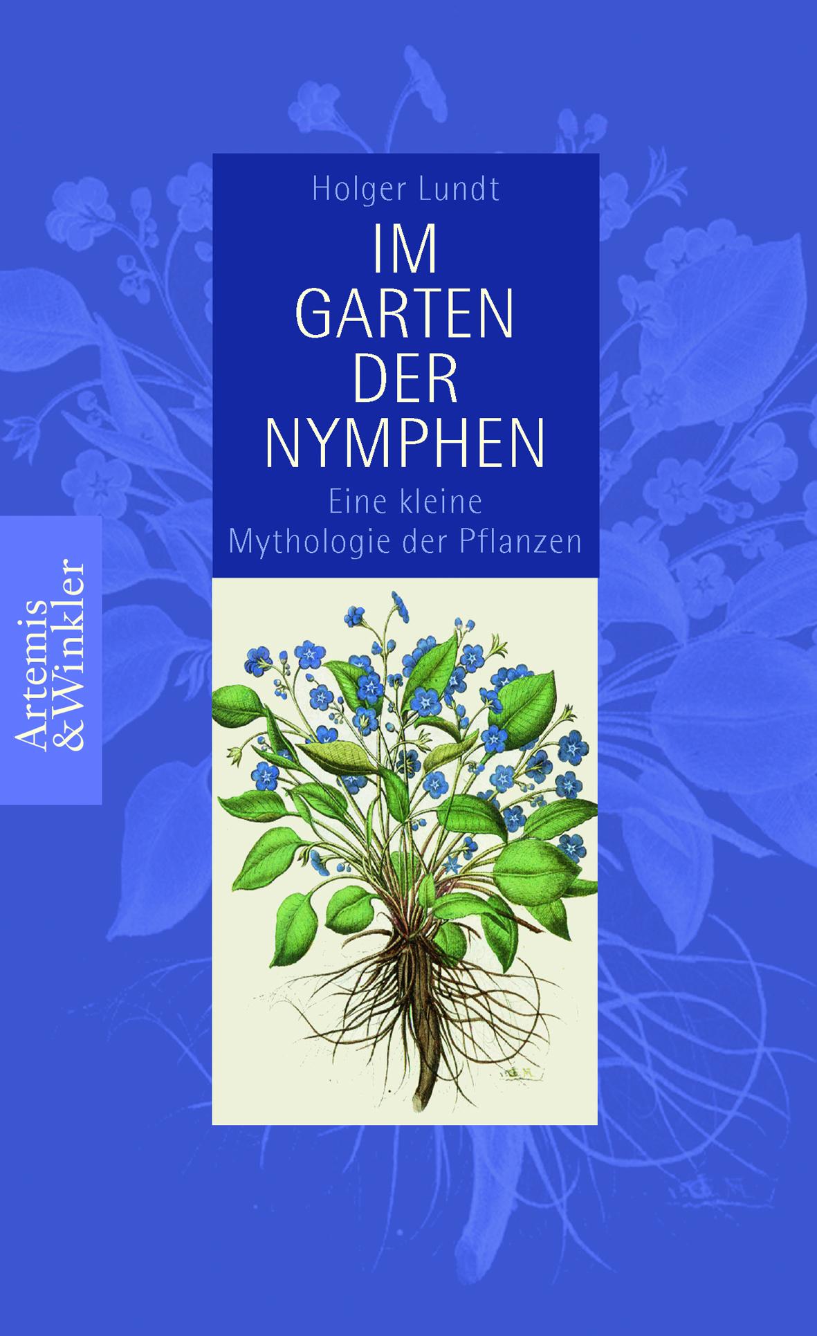 Im Garten der Nymphen Holger Lundt