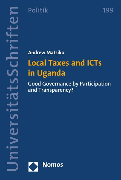 Local Taxes and ICTs in Uganda