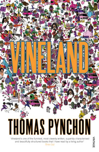 Vineland, English edition