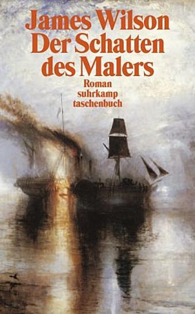 Der Schatten des Malers: Roman (suhrkamp taschenbuch)