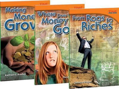 Money! Money! Money! 3-Book Bundle