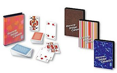 Rommé, Canasta, Bridge (Spielkarten)