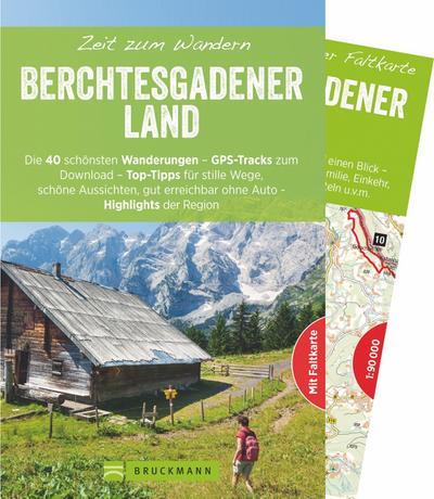 Zeit zum Wandern Berchtesgadener Land