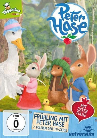 Peter Hase DVD 09 - Frühling mit Peter Hase