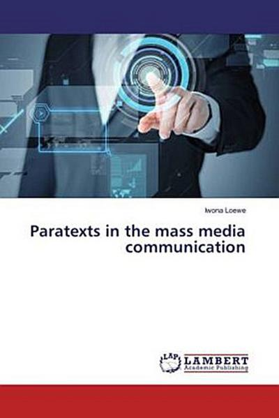 Paratexts in the mass media communication