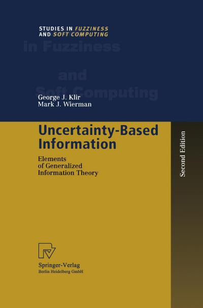 Uncertainty-Based Information