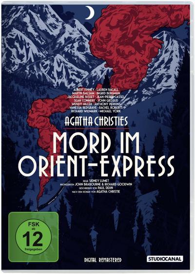 Mord im Orient Express. Digital Remastered
