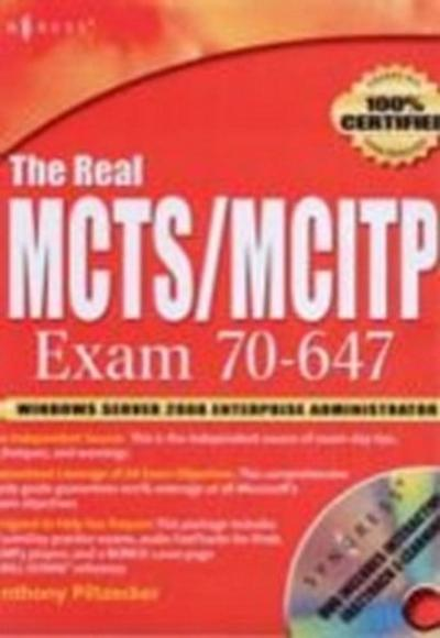 Real MCTS/MCITP Exam 70-647 Prep Kit