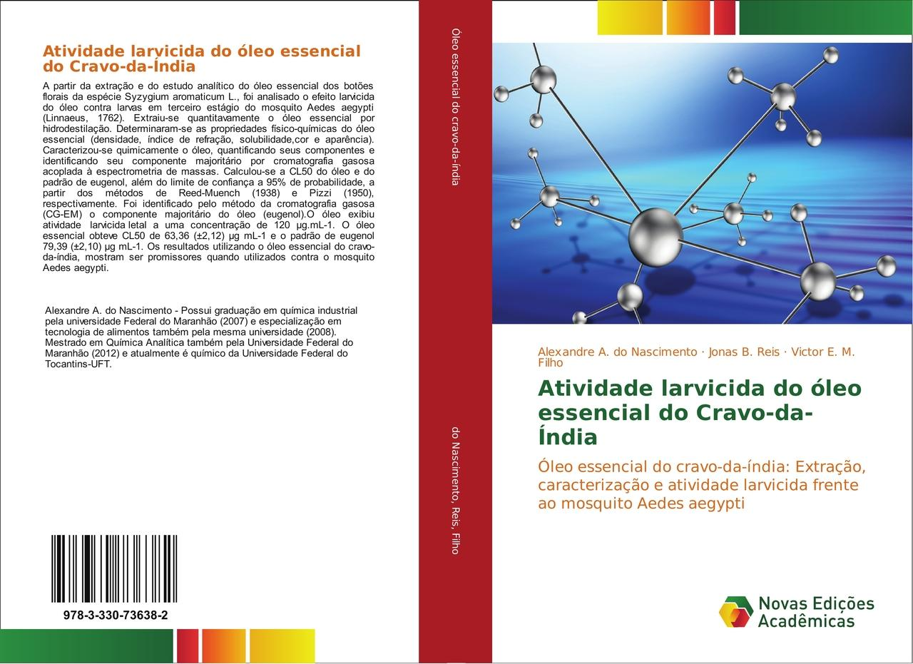Atividade larvicida do óleo essencial do Cravo-da-Índia | Al ... 9783330736382
