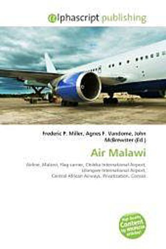 Air Malawi | Frederic P. Miller |  9786130816285