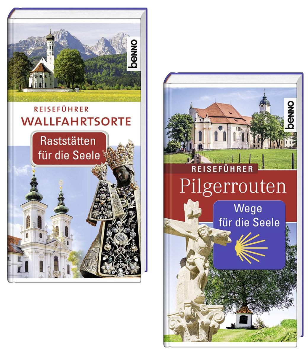 Reiseführer Pilgerrouten und Reiseführer Wallfahrtsorte